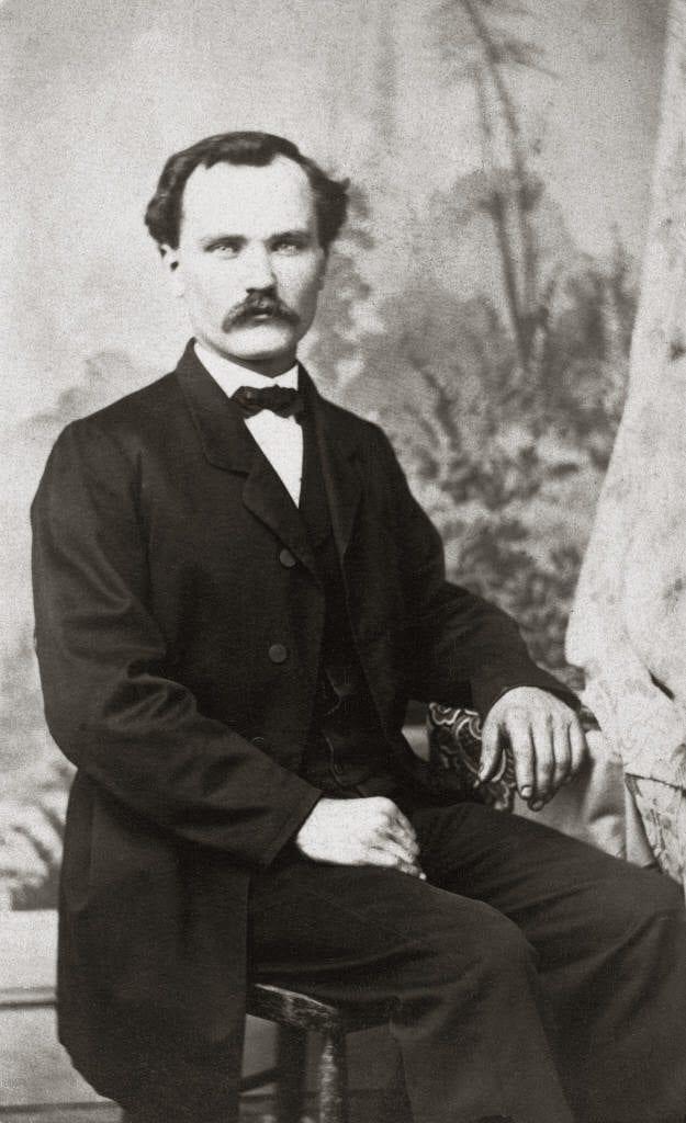 1890s Friedrich Conrad
