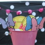 DIY Minnie Mouse Photobooth