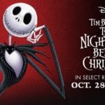 The Nightmare Before Christmas in Regal Theaters