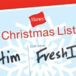 Hanes with Fresh IQ // Gift Ideas for Him & Giveaway
