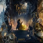 Beauty and the Beast Exclusive Sneak Peek at Disneyland + Coloring Pages