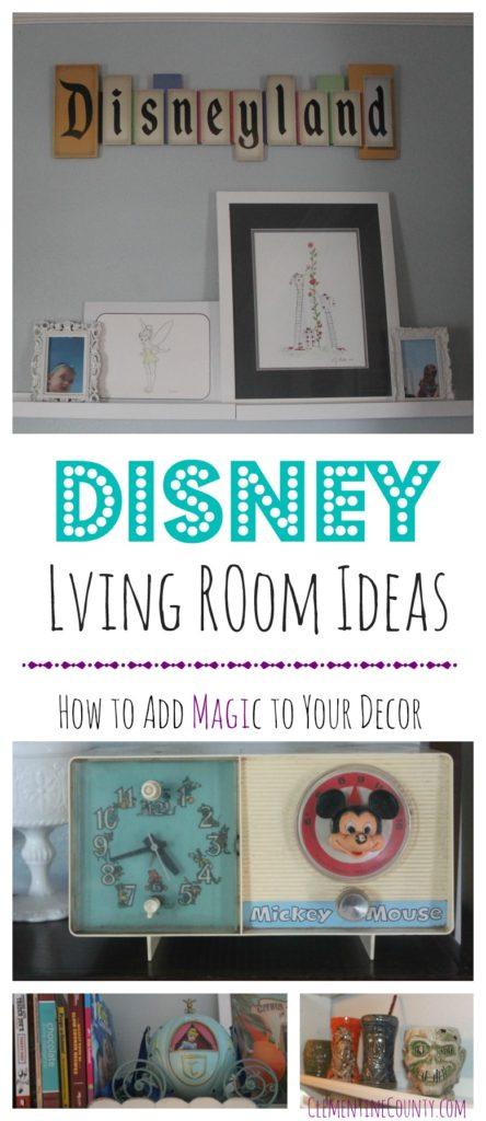 Disney Inspired Design Ideas Clementine County
