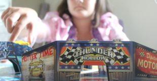 Risky Raceway Board Game — Fun for Princesses, Too